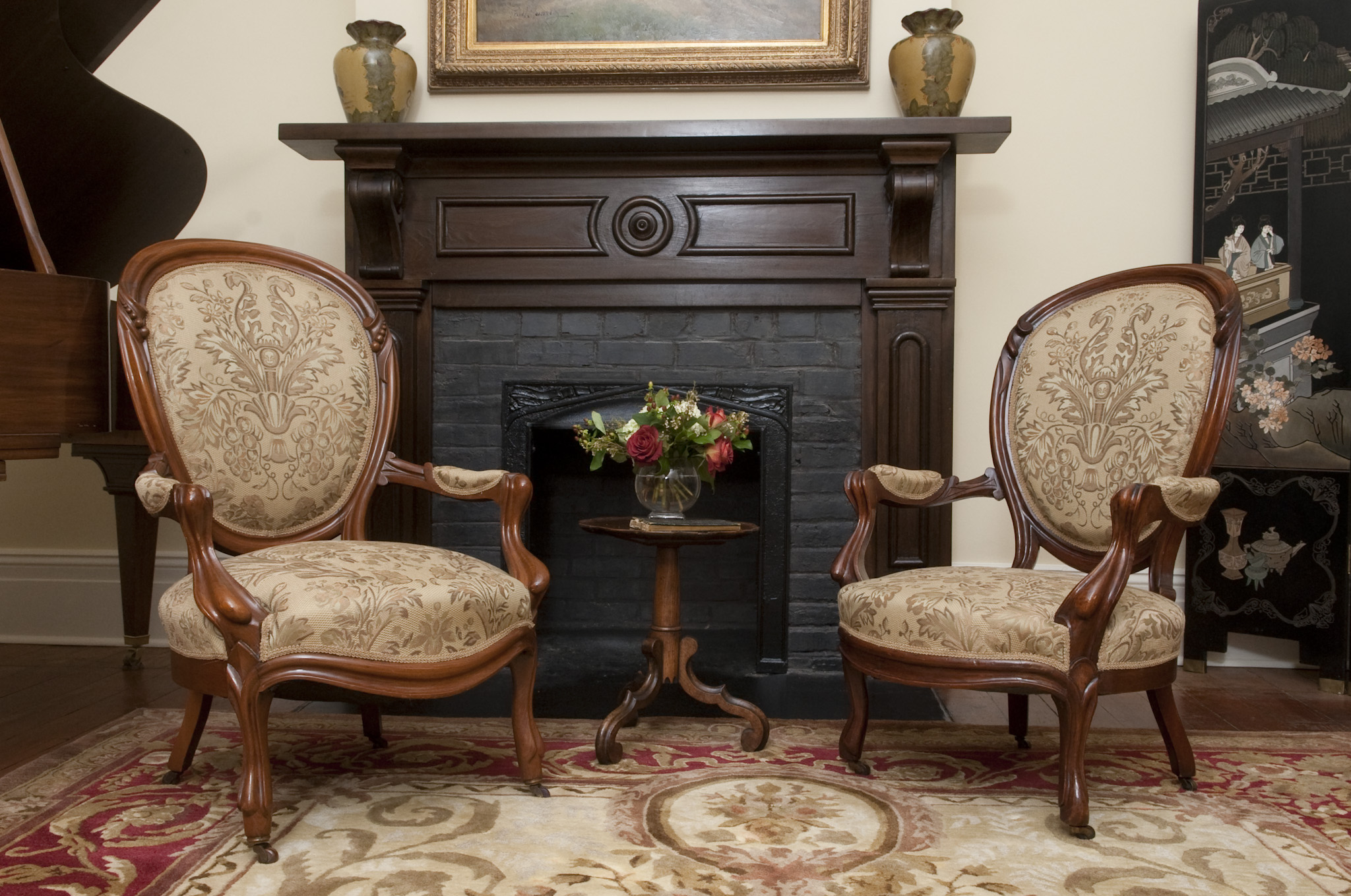 After front parlor 2