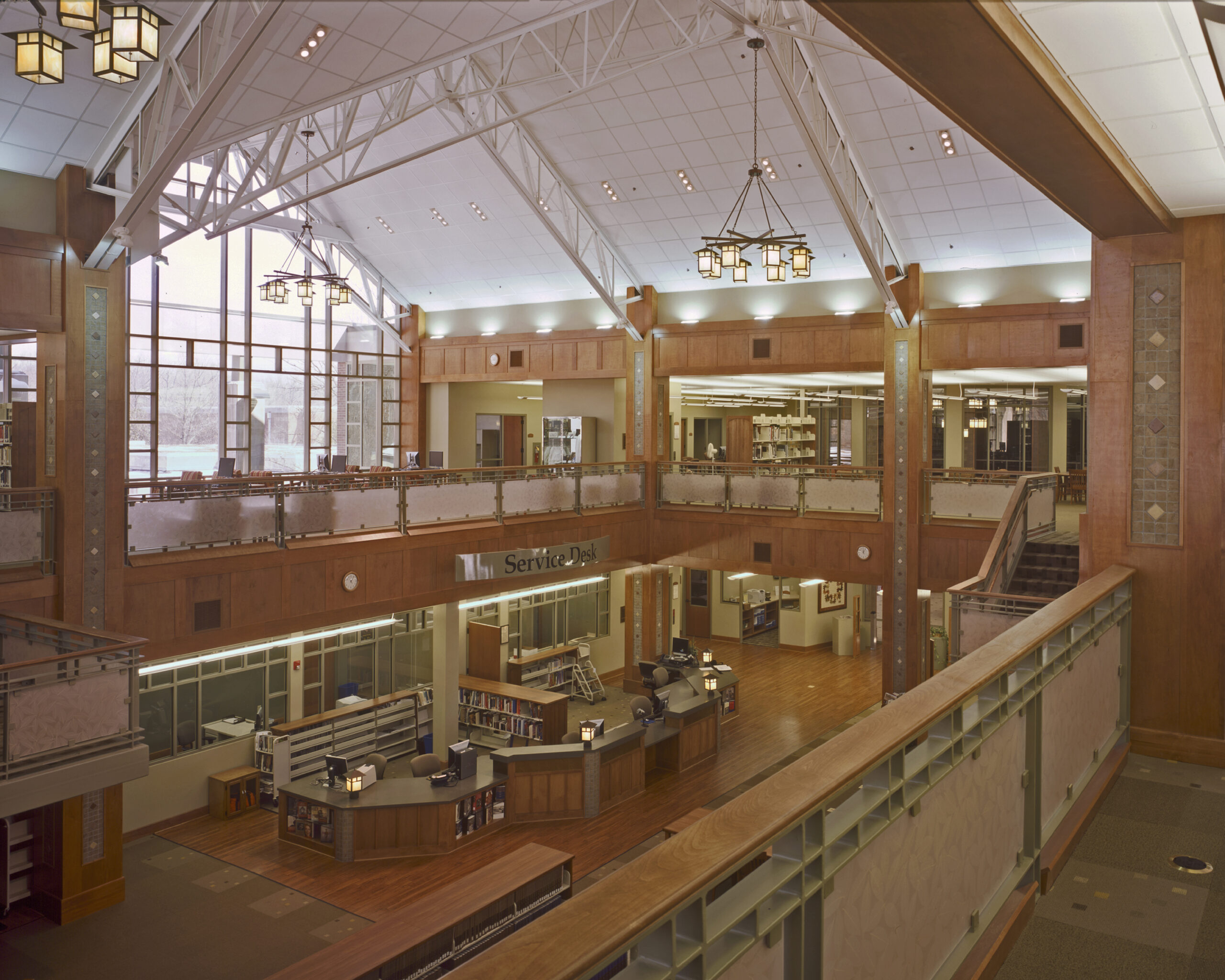 Motlow Library 4